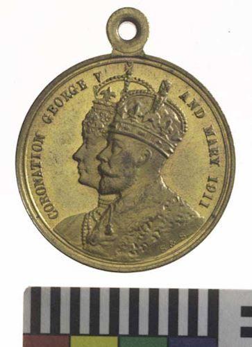 Coronation George V