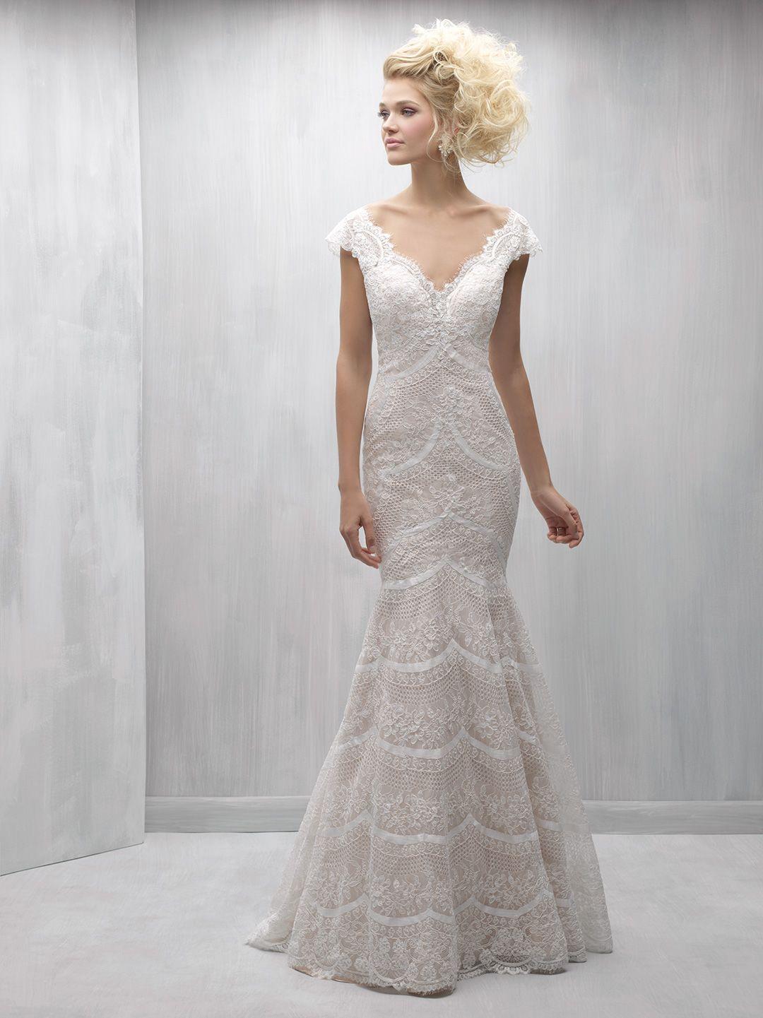 Ungewöhnlich Allure Brautkleider Zum Verkauf Bilder - Hochzeit Kleid ...