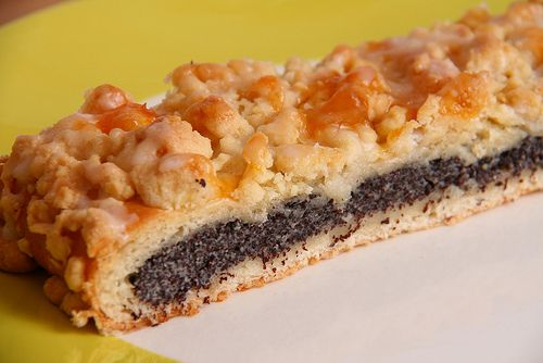 I wish this Poppy-seed cake recipe was in english! My friends from Slovakia and Ukraine have me addicted to it! So yummy!