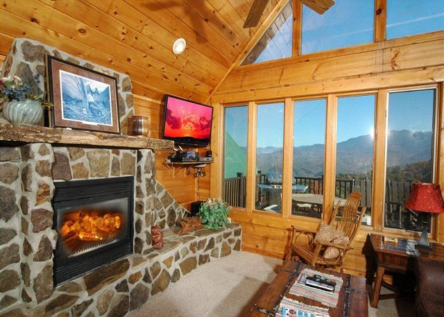 Aunt Bug S Cabin Rentals In Gatlinburg Are Really Nice Gno 10 Year