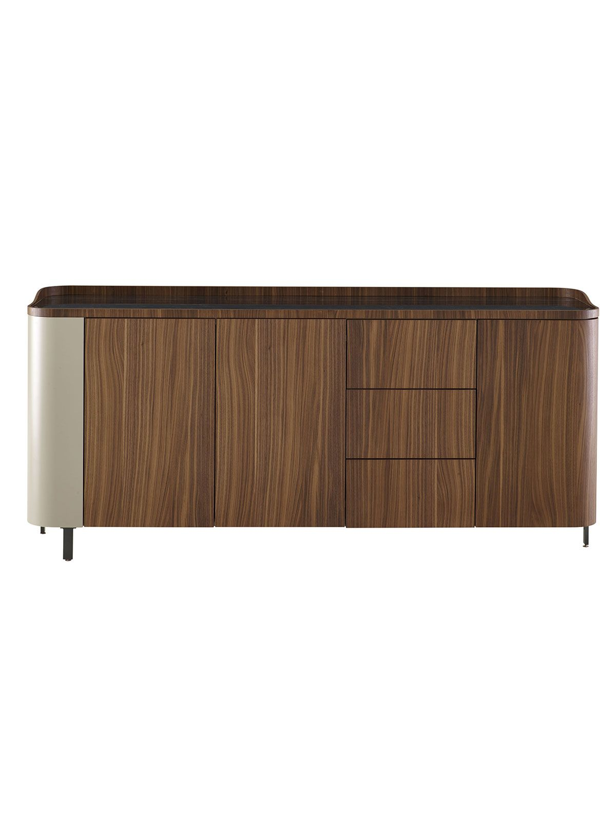 Console Ligne Roset Postmoderne Sideboard Designed By Eric Jourdan For Ligne Roset