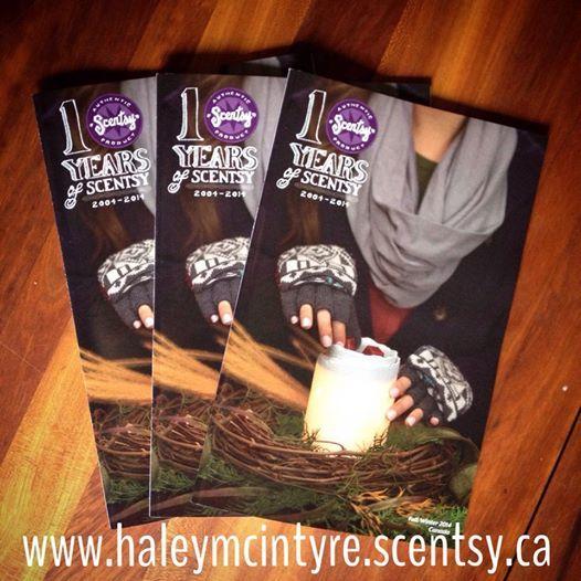 2014 fall winter catalogue  Scentsy  www.haleymcintyre.scentsy.ca