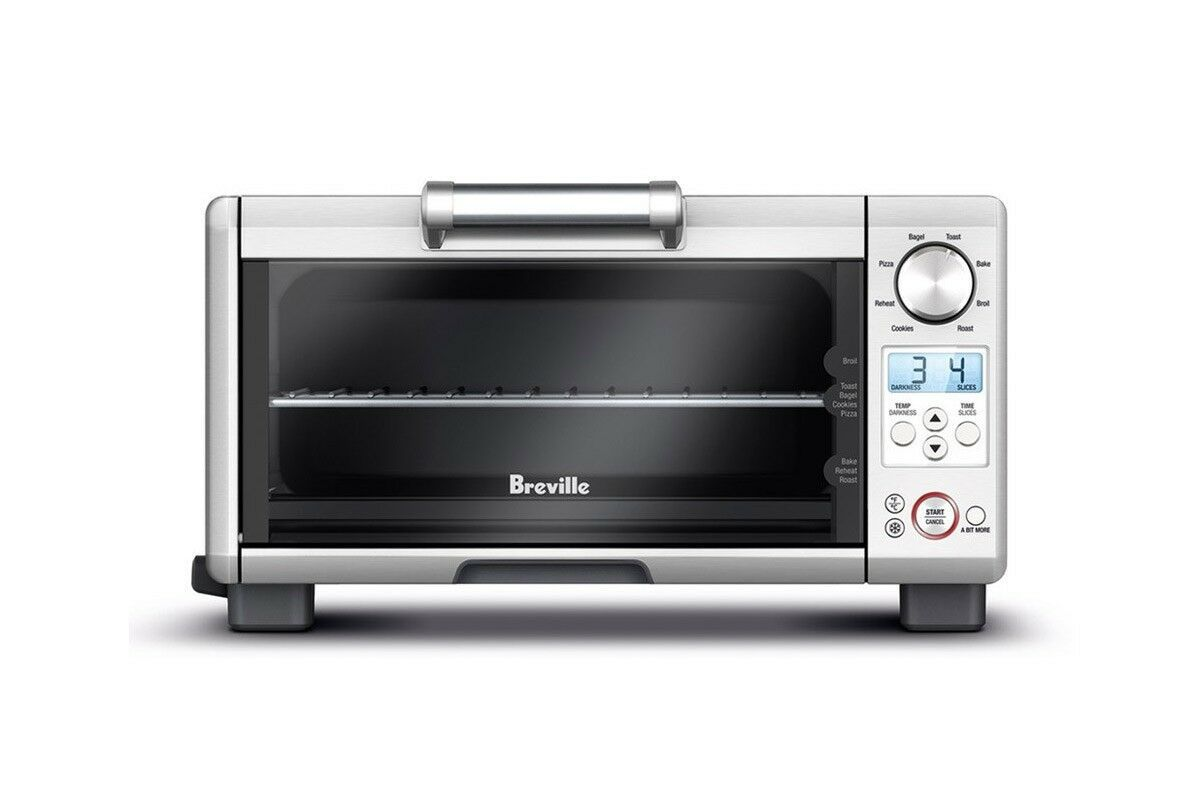 Breville Bov450xl Mini Smart Oven Toaster Oven110 Volts Smart Oven Countertop Oven Oven Sale