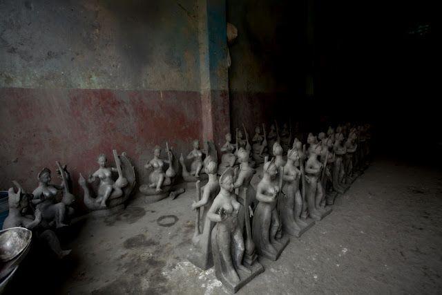 Kolkata variations by Juan Rayos