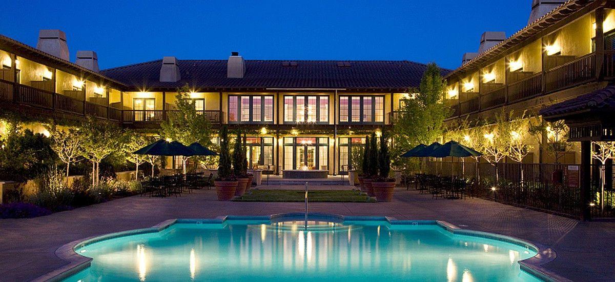 Sonoma Hotels The Lodge At Renaissance Resort Spa