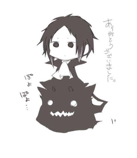 bsd #akutagawa #bellogawa | [personal] → anime #2 dos dos