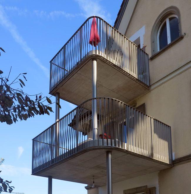 balkongelaeder gestrecktes blech steketen 02