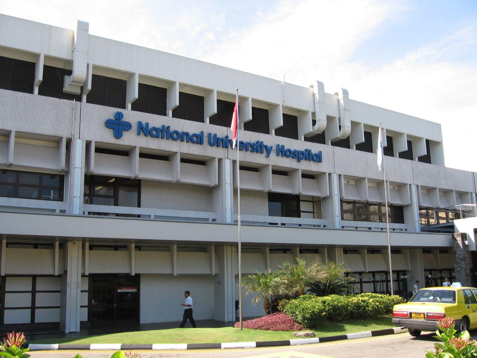 National University Hospital Address: 5 Lower Kent Ridge Rd