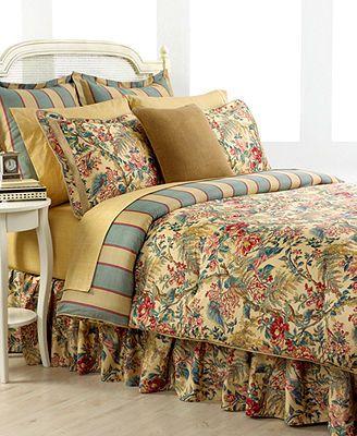 Closeout Lauren Ralph Lauren Bedding Tangier Comforter Sets