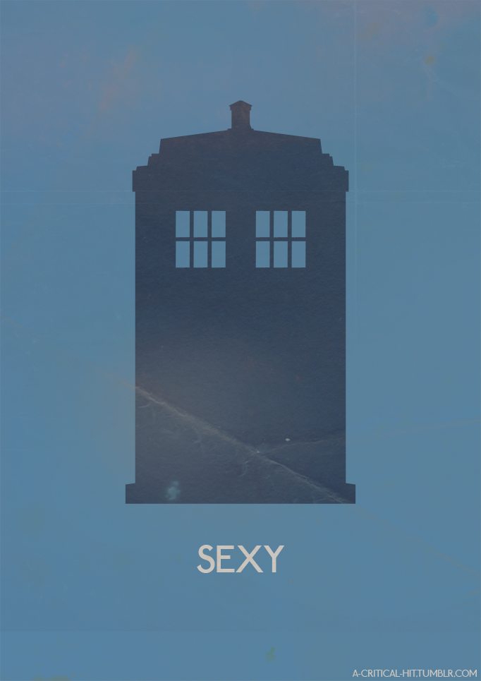 The Doctor: Oo. Sorry. Do you have a name?  Idris: Seven hundred years, finally he asks.  The Doctor: And what do I call you?  Idris: I think you call me... Sexy.  The Doctor: Only when we're alone.  Idris: We are alone.  The Doctor: Oh. Come on then, Sexy.