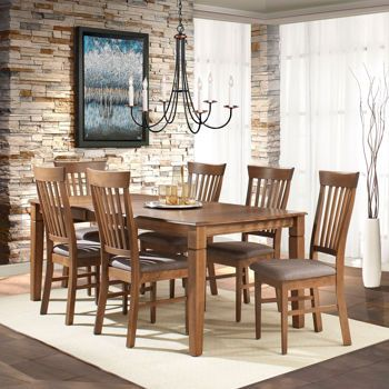 Costco Heartland 7 Pc Dining Set Getting Delivered Today 7 Piece Dining Set Dining Set Home Decor