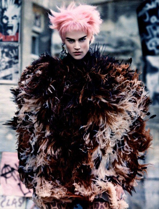 Saskia de Brauw by Craig McDean for W Magazine October 2013 8