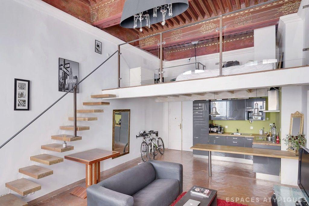 aix en provence loft de charme a rien agence ea marseille espaces atypiques marseille house. Black Bedroom Furniture Sets. Home Design Ideas