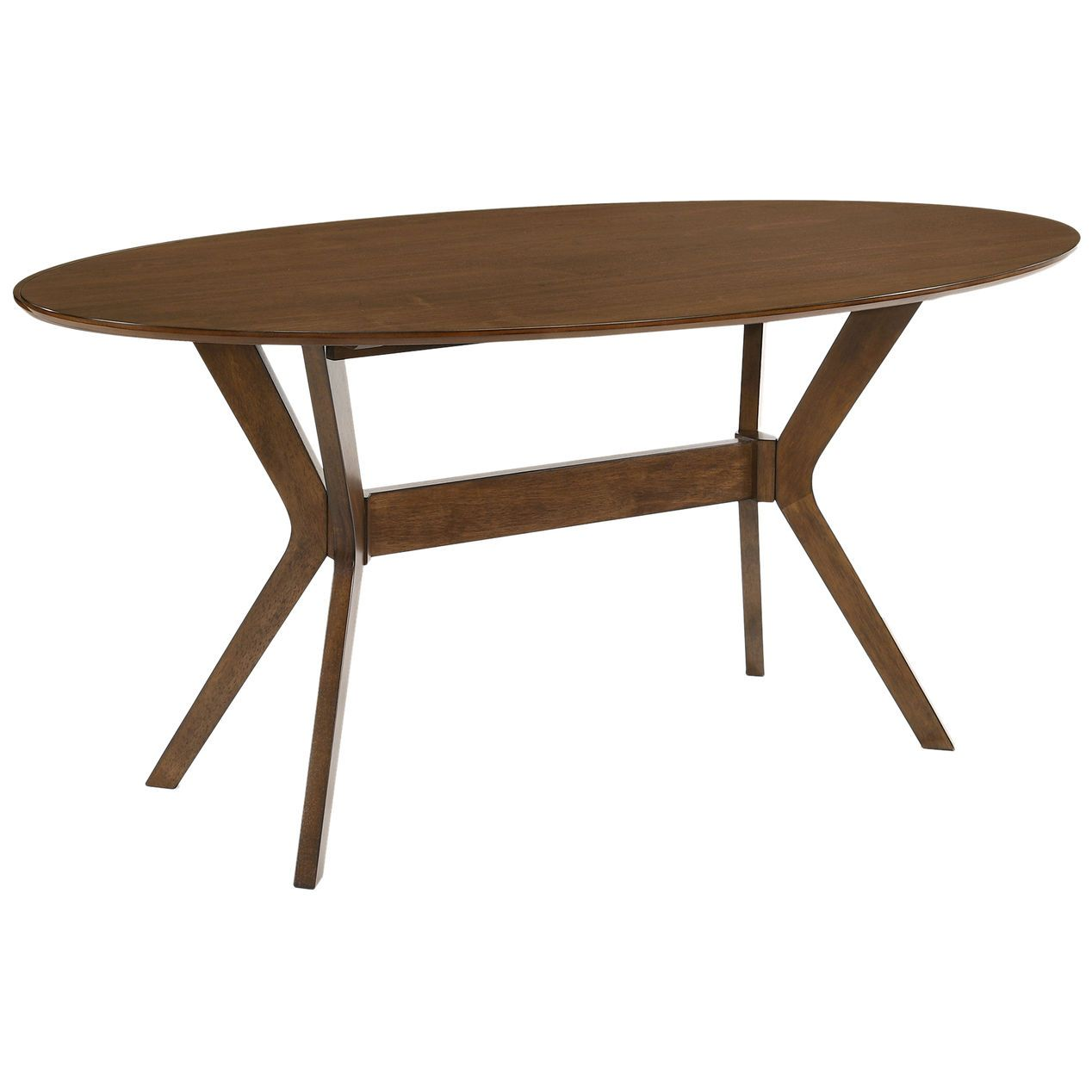 Caleb Oval Dining Table Oval Table Dining Dining Table With Bench Oval Kitchen Table
