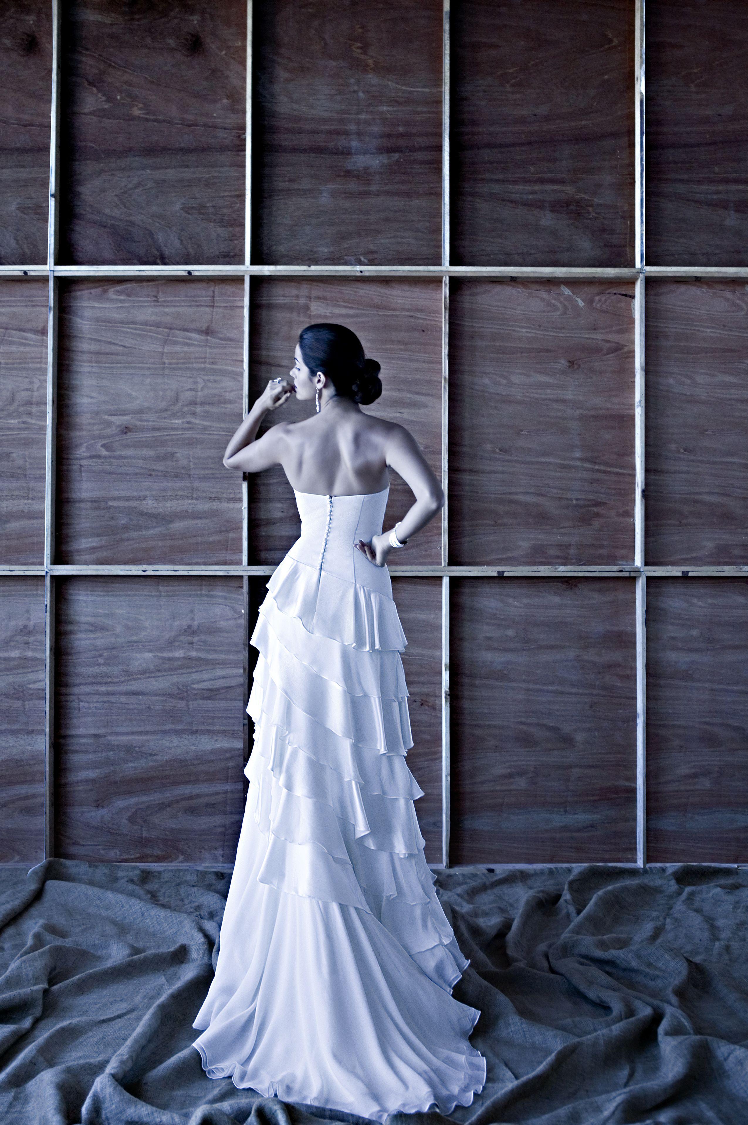 Matthew Christopher 'Flirt' #weddinggowns #weddingdresses #designergowns #designerweddinggowns