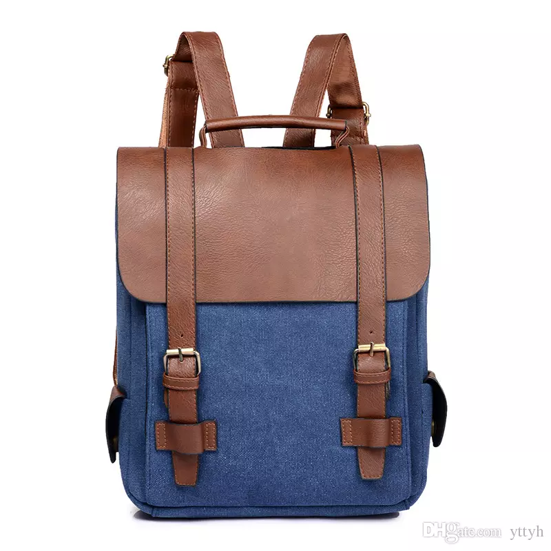 a73fa75f1ea9 The Kanyan - Messenger Backpack in 2019 | Spring Refresh | Leather ...
