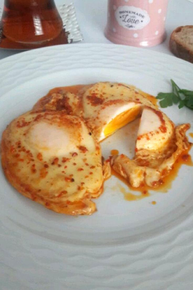 Soganlı Yumurtalı Mıhlama Videosu