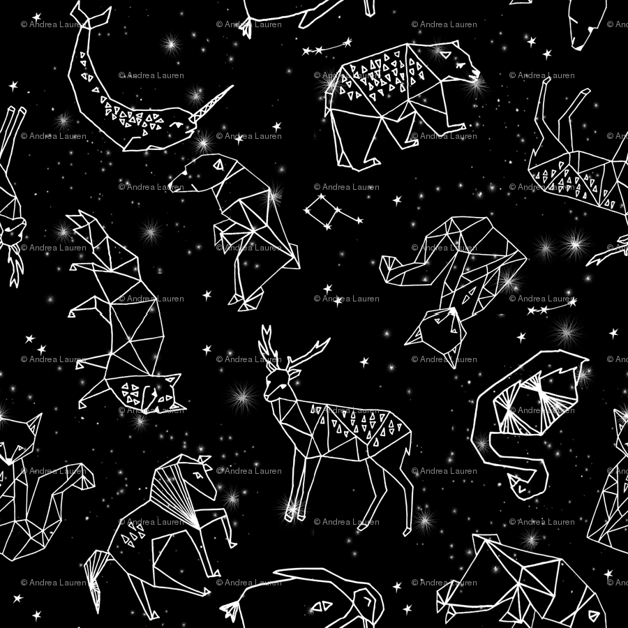 Map Of Constellations Wallpaper