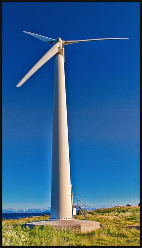 Windmill of Andøya