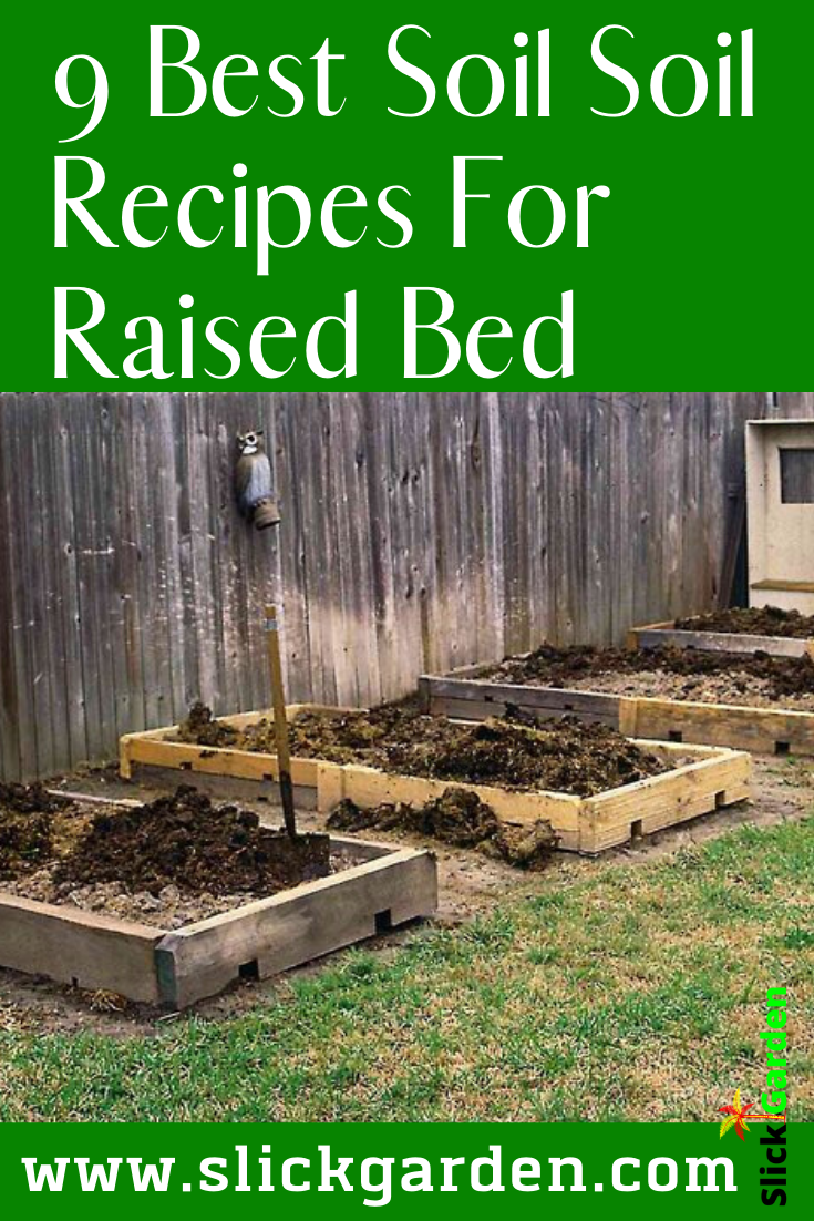 Soil For Raised Bed Raised Bed Gardening Soil Mix Recipe With