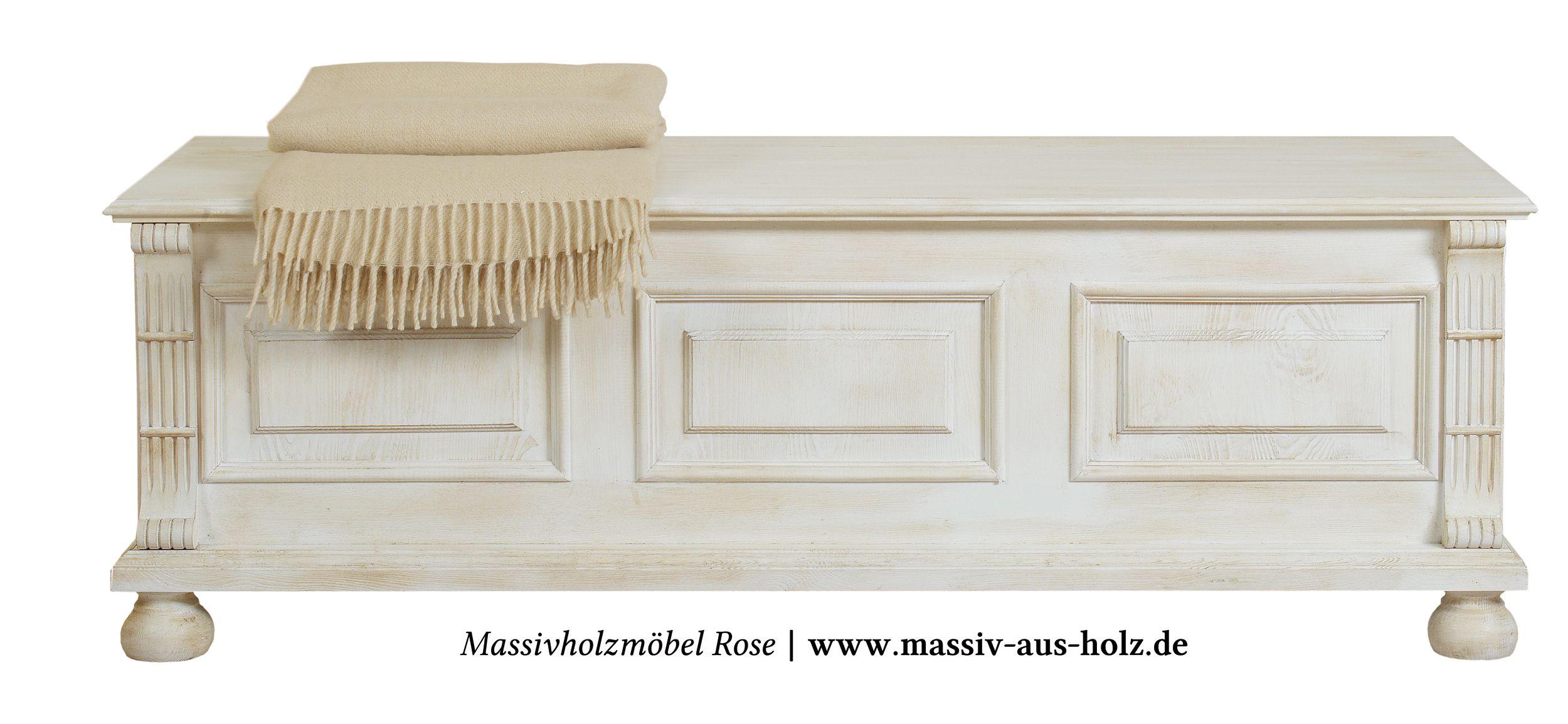 Traumhafte #Landhausmöbel In #Antik #weiß; Www.massiv Aus Holz