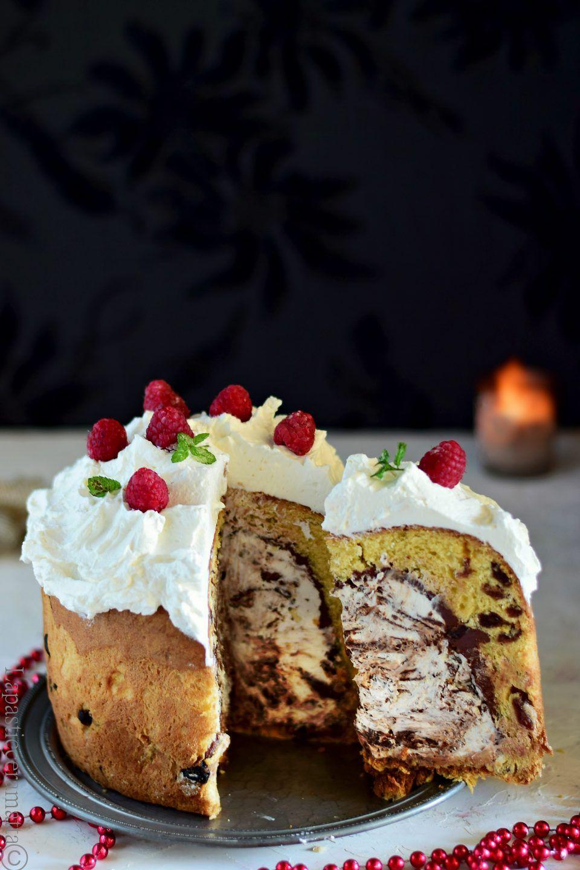 Photo of Panettone variegato alla Nutella-ricetta 20 minuti | Lapasticcera
