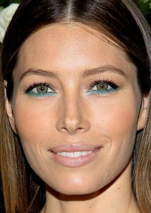 How To Wear The Colored Eyeliner Trend This Spring Eyeliner For Hooded Eyes Colored Eyeliner Hair Colour For Green Eyes