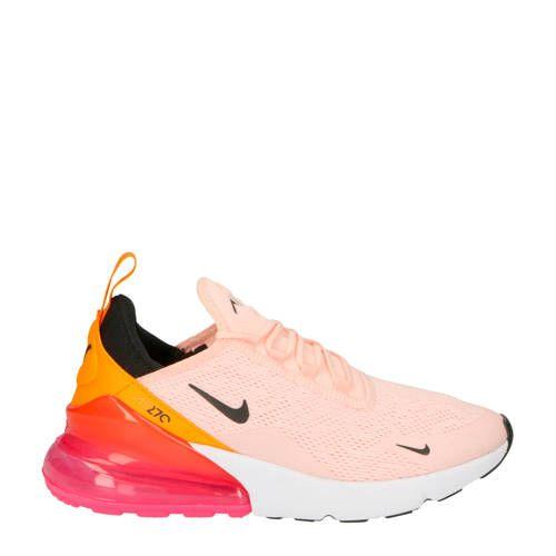 Air Max 270 sneakers roze - Sneakers nike, Nike air max en ...