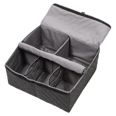 Eddie Bauer In Trunk Organizer Gray Target Mobile Storage