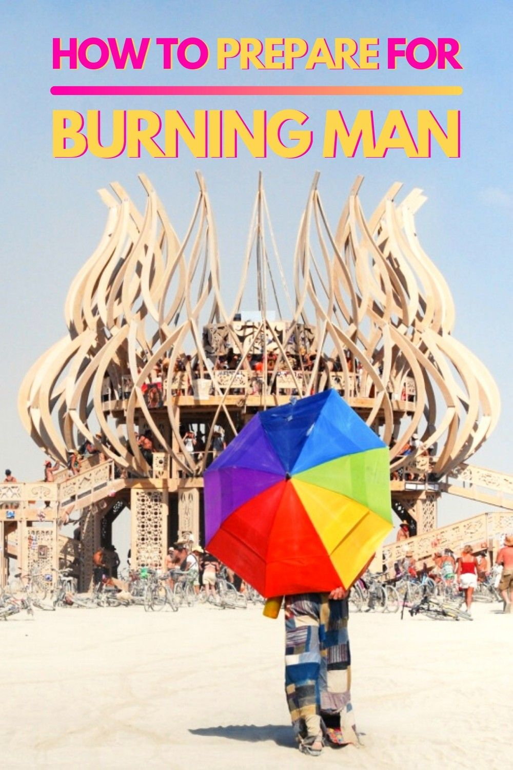 How Do I Get Tickets To Burning Man 2020