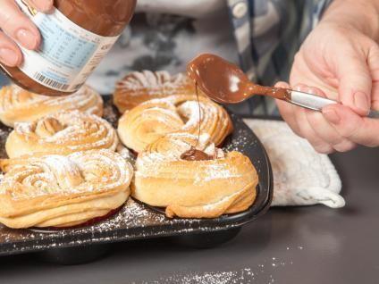 Neueste Rezepte Mit Bild cruffins der neueste backtrend aus den usa muffins neuer und backen