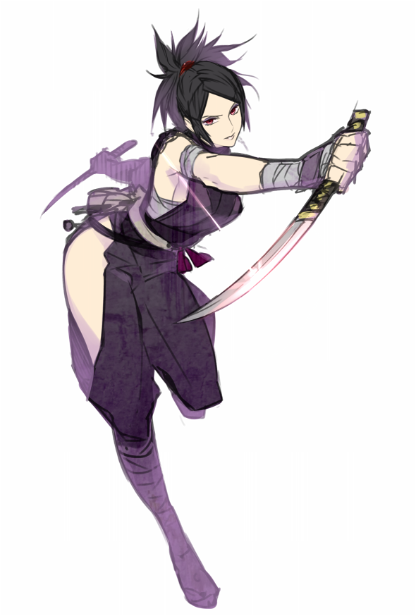 shinobi | Fantasy character design, Concept art characters ...