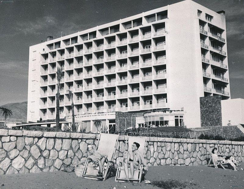Hotel Pez Espada Torremolinos Málaga Malaga Skyscraper Photo