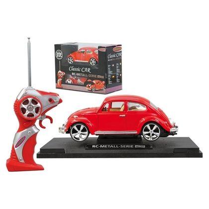 Jamara VW Käfer RC, 1:18, rot