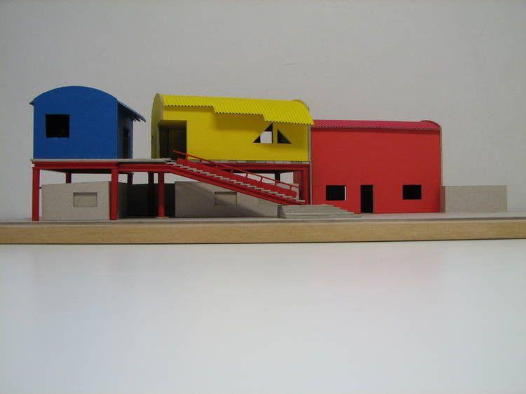 Imagen 3 de 9 de la galería de Obra Póstuma: Vuelve Clorindo Testa  en una obra de interés social. Courtesy of arq.clarin.com