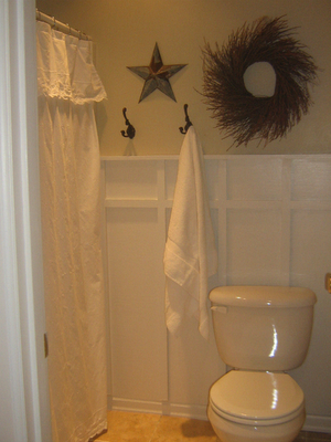 Recap The Redo Bathroom Makeover Traditional