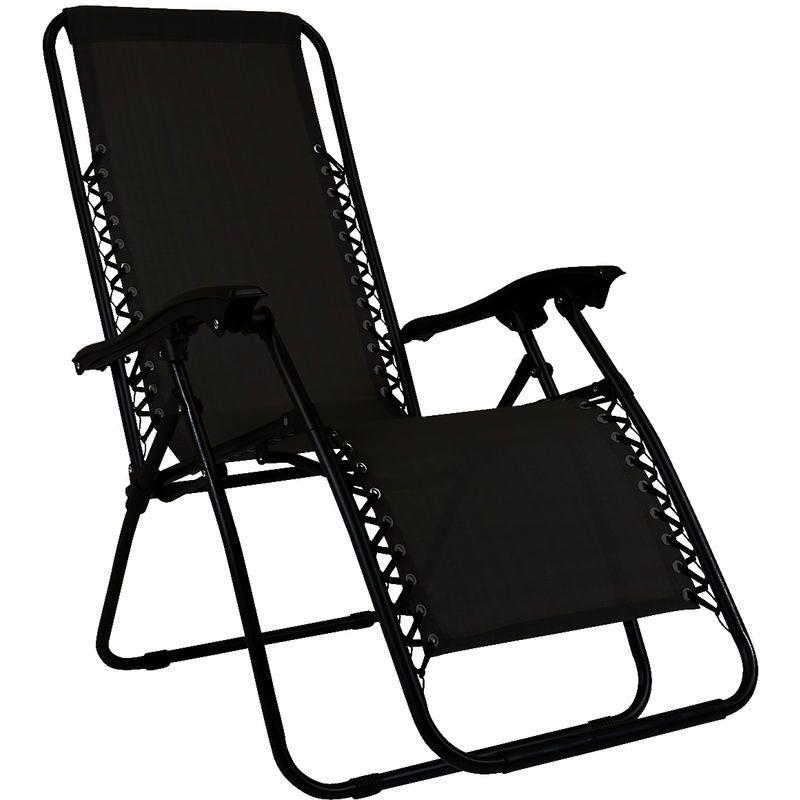 Transat Bain De Soleil Chaise Longue Teak Garden Furniture