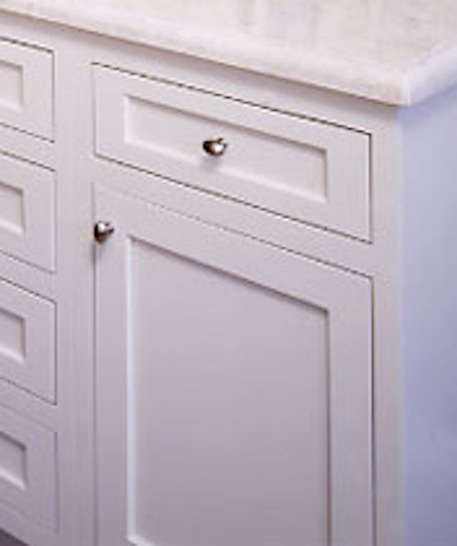 Face Frame Cabinets With Inset Doors