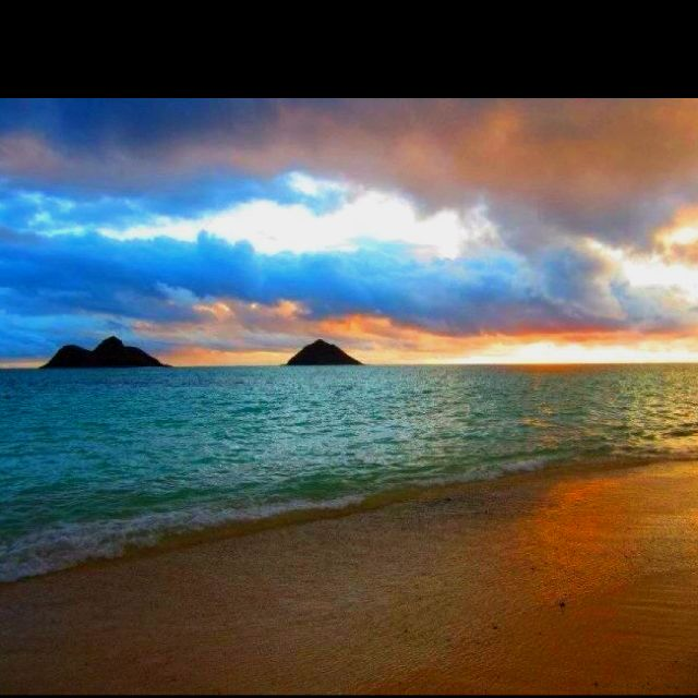 Peaceful Places In Hawaii: Beautiful Places, Miss