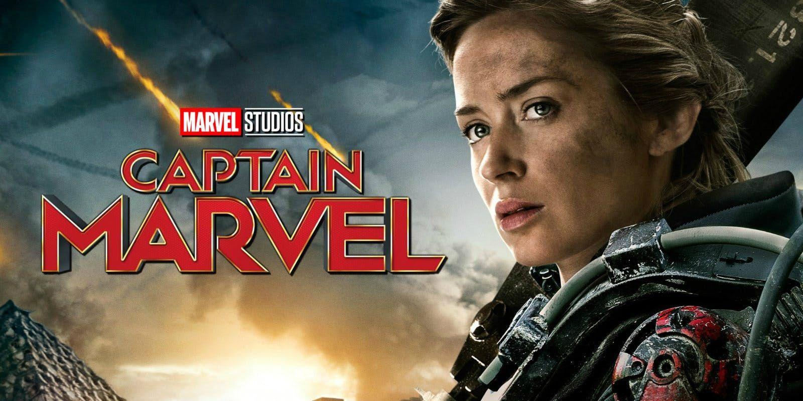 Marvel Studios Captain Marvel Official Trailer Another Universe Captain Marvel Marvel Studios Marvel