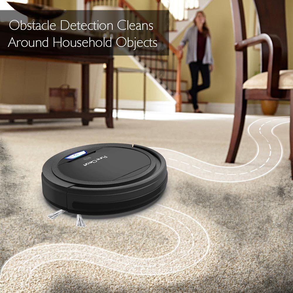 Pureclean Automatic Robot Vacuum Cleaner Robotic Auto Home