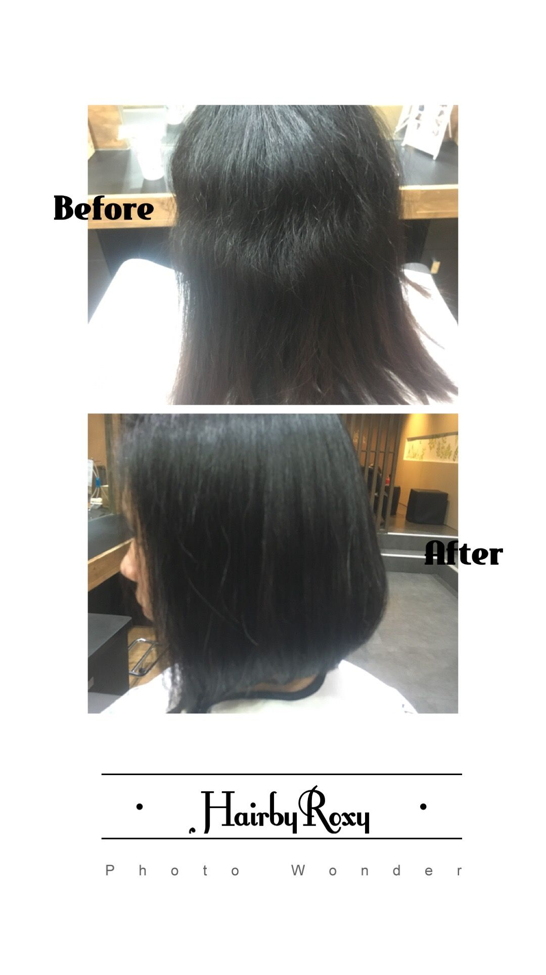 Volume Rebonding medium length