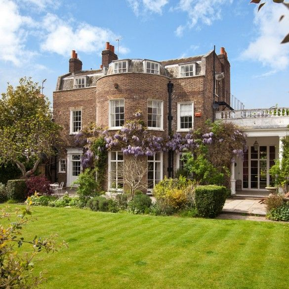 Percy Lodge For Sale With Savills Country Manor House English House