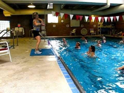 danza kuduro  water exercises zumba routines water aerobics