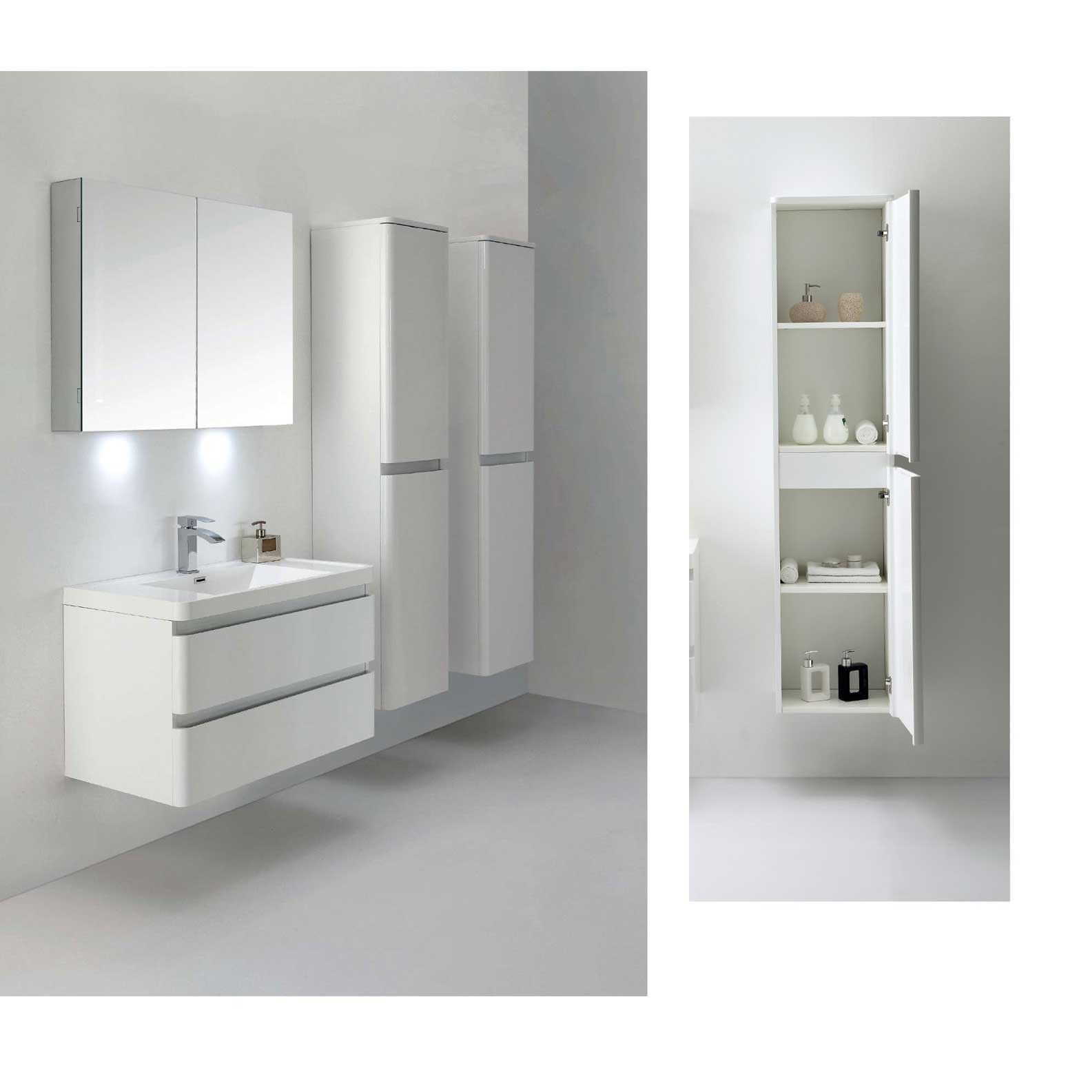 77+ Wall Mounted Bathroom Cabinet - Kitchen Cabinets Storage Ideas ...