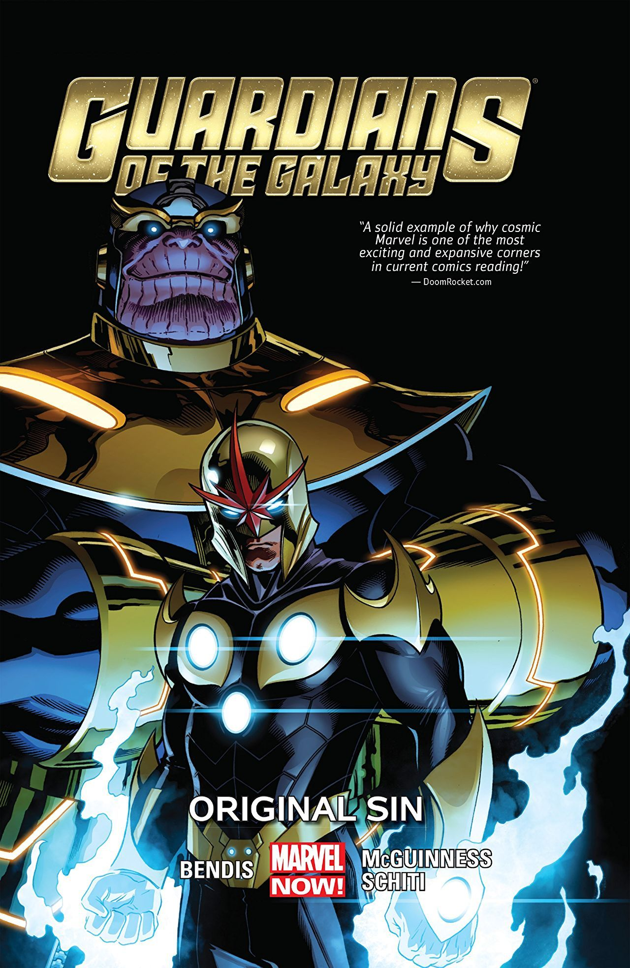 Guardians Of The Galaxy Vol 4 Original Sin Herois Marvel