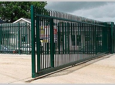 Get Beautiful Fence And Gate Design Ideas Sliding Fence Gate Gate Design Garden Gates And Fencing