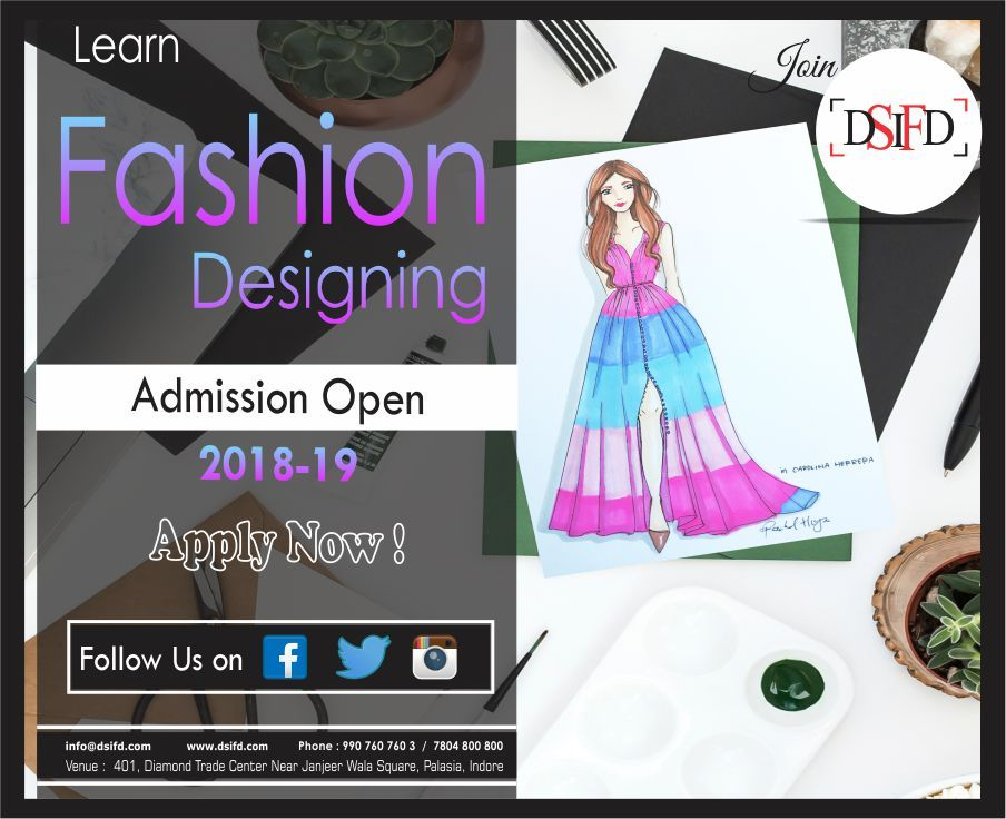 Get Your Dream Come True Learn Fashion Designing With Dsifd Design Solution I Fashion Designing Course Fashion Designing Colleges Fashion Designing Institute
