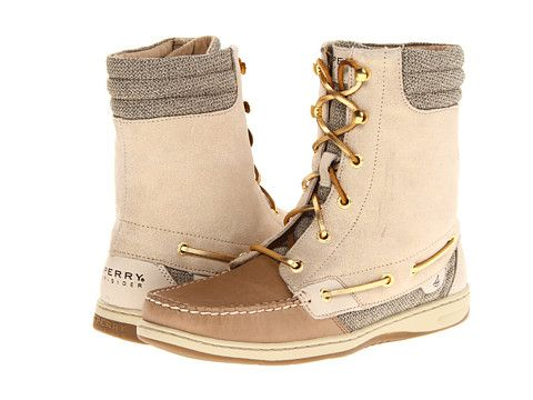 Sperry Top Sider Hiker Fish Linen Sparkle Suede Zappos