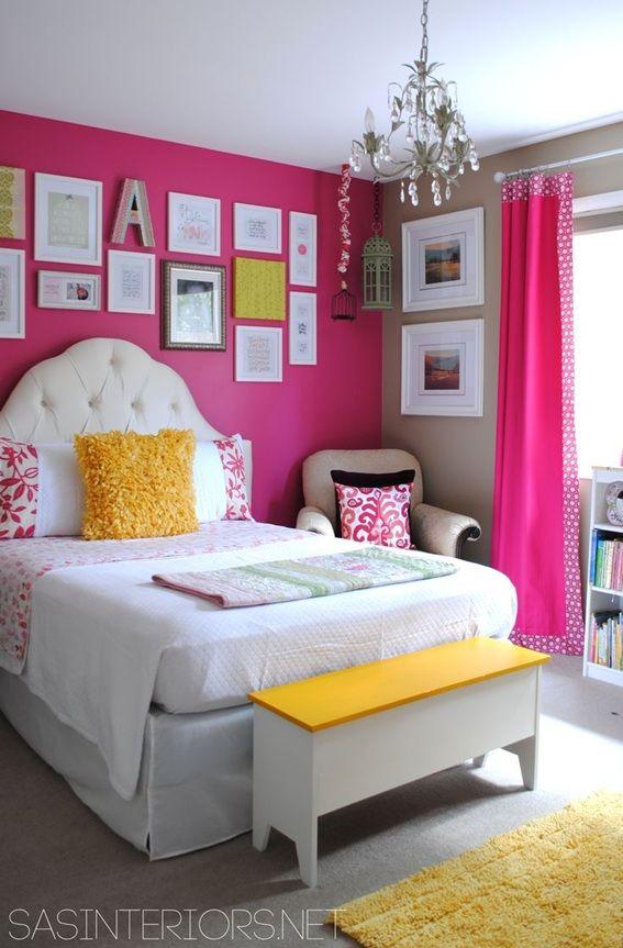 Ideas pr cticas para decoraci n de dormitorios juveniles - Dormitorios de chica ...